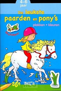 Leukste paarden en ponys 4-6 jaar
