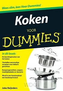 Koken voor dummies
