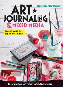 Art journaling & mixed media