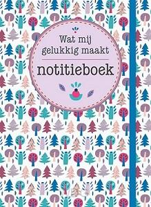 Notitieboek Wat mij gelukkig maakt