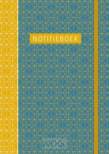 Notitieboek (groot) Patterns