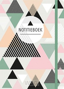 Notitieboek (groot) Triangles