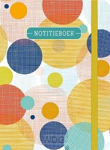 Notitieboek (klein) Circles