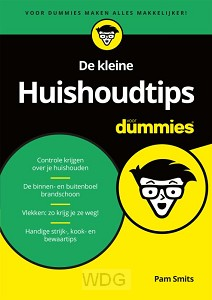 Kleine huishoudtips voor dummies