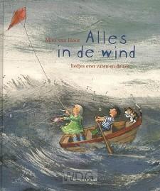 Alles in de wind + cd