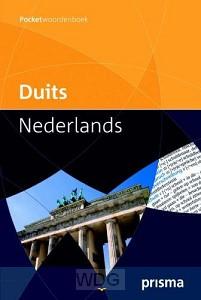 Pocketwoordenboek duits-nederlands