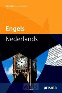 Pocketwoordenboek engels-nederlands
