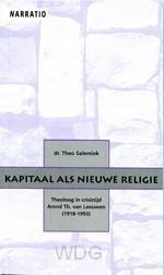 Kapitaal als nieuwe religie