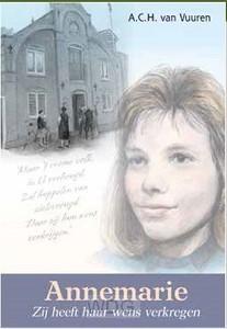 Annemarie - zij heeft haar wens verkrege