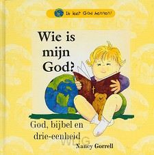 Wie is mijn God