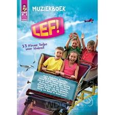 Lef! muziekboek