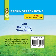 Backingtrackpakket 2
