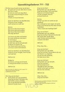 Opwekking tekstaanv 34  (711-722)