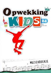 Opwekking kids muziekboekje 24 (324-335)