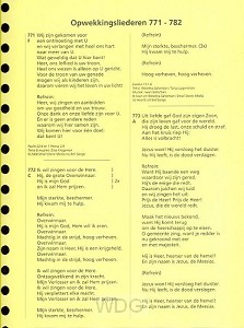 Opwekking tekstaanv 39 (771-782) geperf