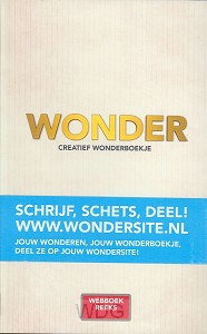 Wonderboek white