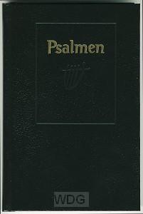 Psalmboek 207201 ed 1773 zwart 12g nr gr