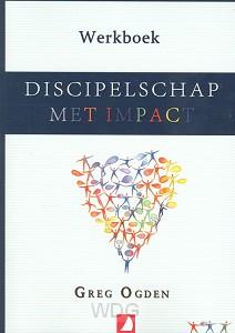 Discipelschap met impact WERKBOEK