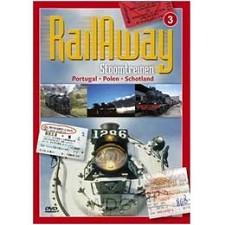 Rail away stoomtreinen 3