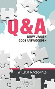 Q&A Jouw vragen Gods antwoorden