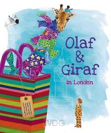 Olaf & Giraf in London