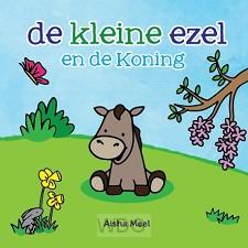 Prentenboek de kleine ezel en de Koning
