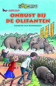 Onrust bij de olifanten