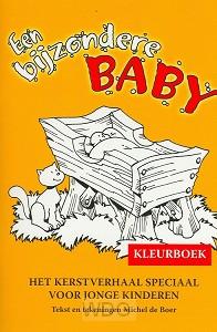 Kleurboek bijzondere baby