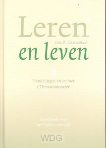 Leren en leven 4