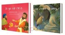 Prentenbijbel kartonboekjes set NT