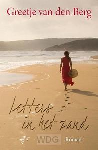 Letters in het zand