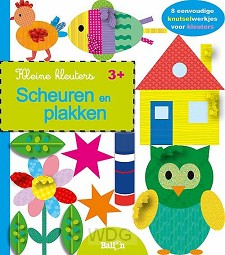 Kleine kleuters collages