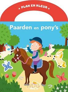 Paarden en pony's 3+