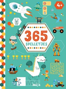 365 spelletjes (groen)