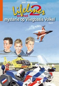 Lifeliner 2 en het mysterie op Vliegbasis Volkel / 4