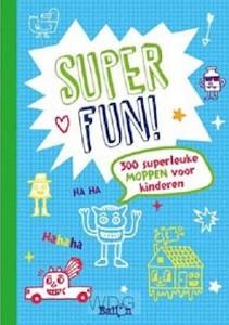 300 superleuke moppen voor kinderen