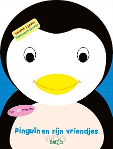 Pinguin en zijn vriendjes