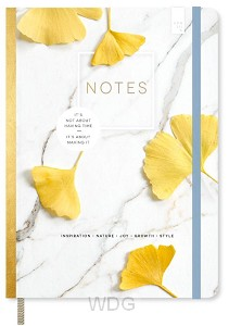 Notes ginkgo