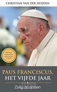 Paus franciscus het vijfde jaar