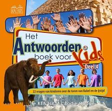 Antwoordenboek voor kids dl 4