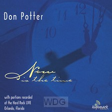 Now Is The Time  (CD)