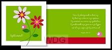 Adaja cards jarig bloem