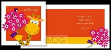 Adaja cards een bloemetje