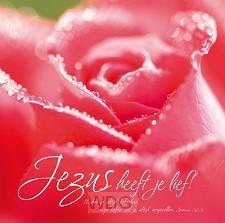 Kaart m env Jezus heeft je lief