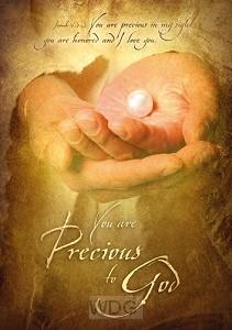 Poster A3 you are precious