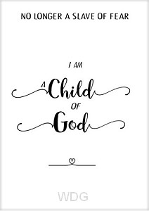 Kaart child of God