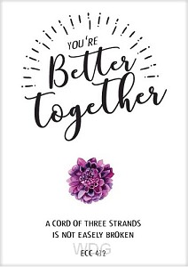 Kaart you're better together