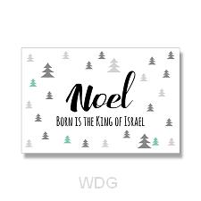 Kaart Noel