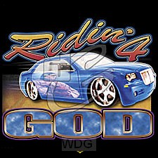 Rindin'' 4 God
