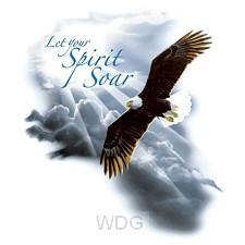 Let your spirit soar
